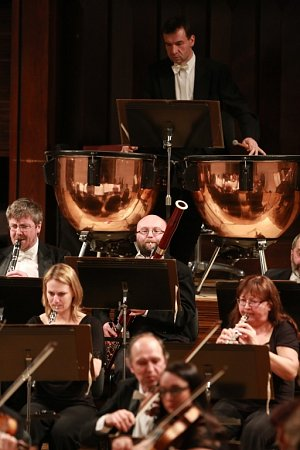 Jihočeská komorní filharmonie zahájila cyklus Pocta české hudbě a Beethovenovi.