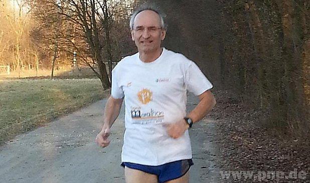 Poběží vŘímě stý maraton.