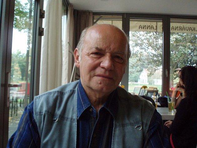 Rudolf Mašek.