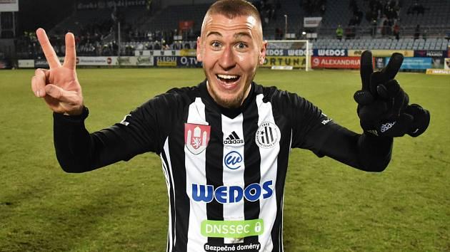 Filip Havelka dal v zápase s Ml. Boleslaví druhý gól Dynama.