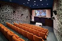 Nekomerčně a bez popcornu. Planetárium v sálu se sedmdesáti místy pořádá filmový klub.