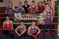 Třeboňští boxeři mají za sebou úspěšnou sezonu.