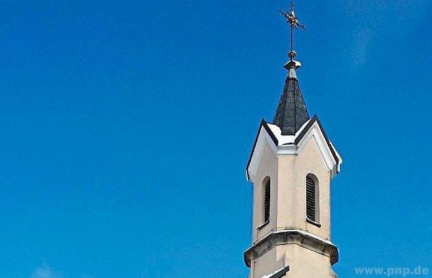Patronka má své kostely.