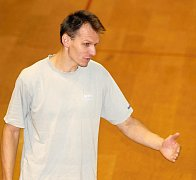 Chce to více srdíčka, tvrdí trenér Jiskry Vladislav Jordák.