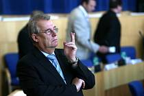 Jaromír Talíř, šéf poradců ministra kultury Daniela Hermana.
