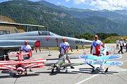Jihočeši velmi úspěšní na mistrovství světa maket letadel