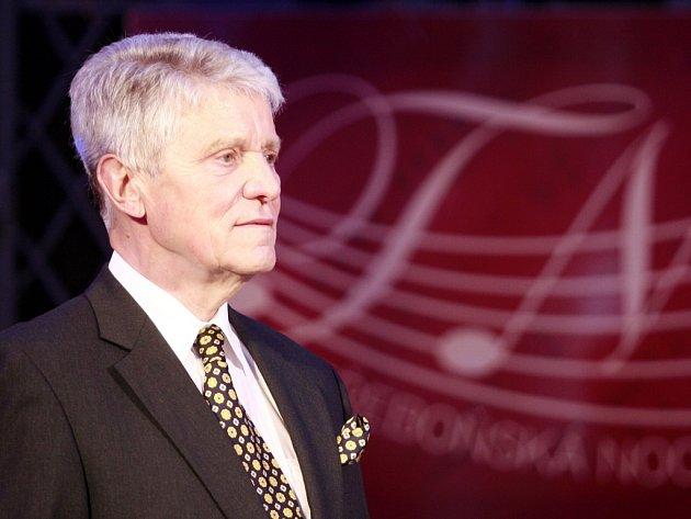 Miloš Končický, ředitel festivalu Třeboňská nocturna.