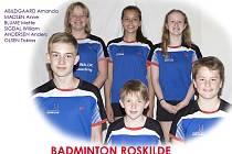 Mezinárodní badmintonový turnaj na jihu Čech