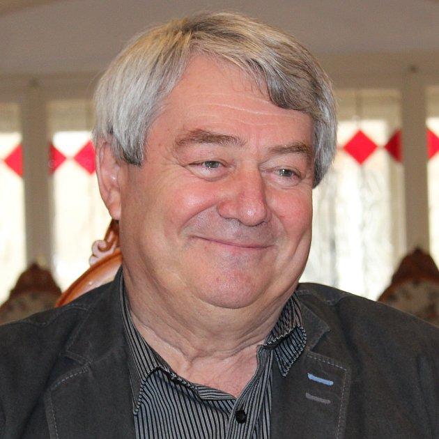 Českobudějovické komunisty podpořil účastí na kandidátce šéf strany a poslanec Vojtěch Filip.