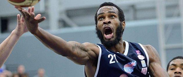 POSILA. Novou tváří v týmu Lions Jindřichův Hradec je šestadvacetiletý basketbalista Michael Ringgold.