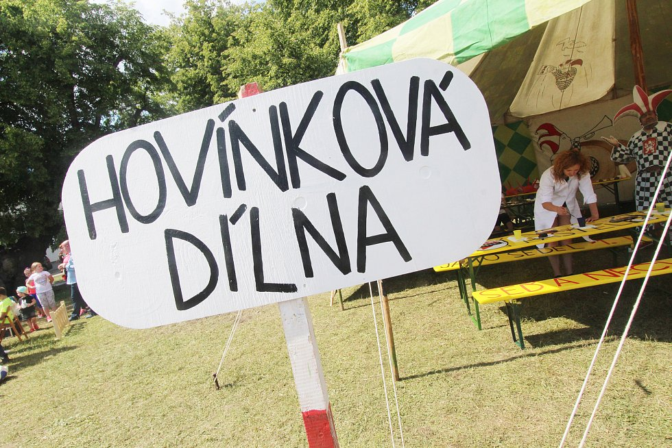 Běh jihočeských nadějí v Českých Budějovicích.