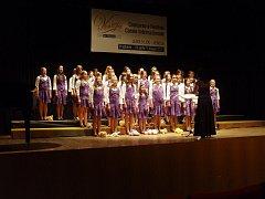 Členové dětského pěveckého souboru Carmina vyrazili na prestižní mezinárodní soutěž  Venecia in Musica v italských Benátkách. Po strhujícím výkonu si přivezli stříbrnou medaili.
