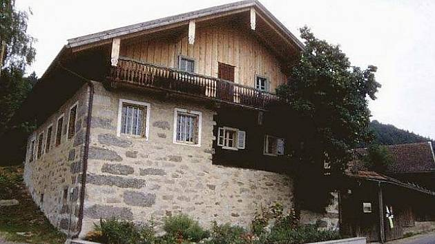 Obecní dům v Ringelai.