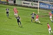 Dynamo porazilo Žižkov 4:1.