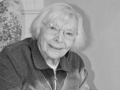 Herečka Libuše Havelková zemřela 6. dubna 2017 ve věku 92 let.