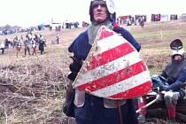 Jedním z účastníků bitvy bude i Michal Illich.