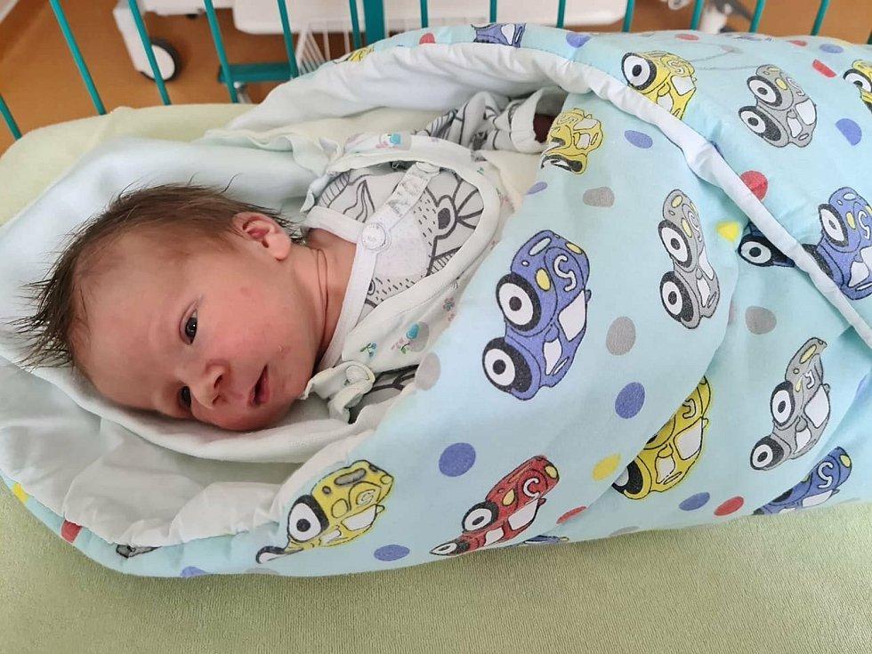 Denisa Váchová a Aleš Labaj jsou rodiči novorozeného Aleše Labaje. Na svět přišel v českobudějovické nemocnici 10. 7. 2021 ve 12.49 h. Jeho porodní váha byla 2,98 kg.