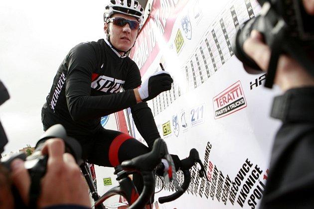 a účasti olympijského vítěze Jaroslava Kulhavého odstartoval 21.září v Českých Budějovicích mezinárodní cyklistický závod Tour Bohemia 2013, který je v kalendáři Mezinárodní cyklistické unie (UCI). Na trase čekalo závodníky několik rychlostních prémií.