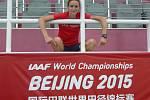 Atletka Lucie Sekanová
