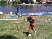 KVADRIATLON. Závod v Týně nad Vltavou byl závodem Světového poháru a zároveň mistrovstvím České republiky ve sprintu.