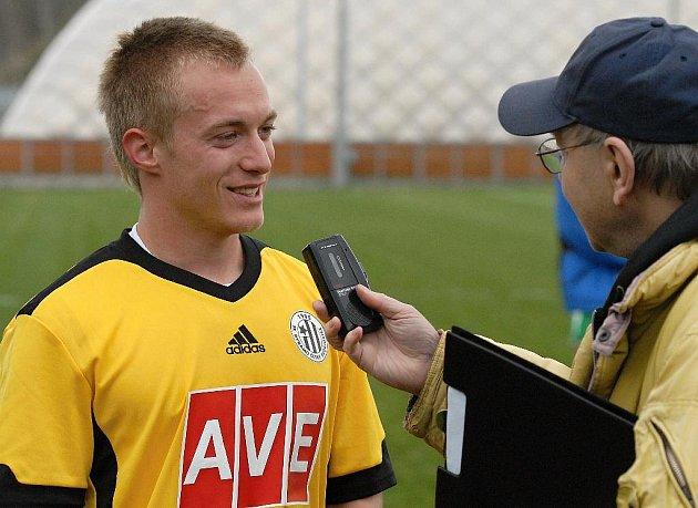 Michal Kaňák po zápase s Karlovými Vary odpovídá na dotazy Deníku.