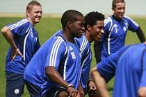 K fernando Hudsonovi přibyl do Dynama další Brazilec Sandro.