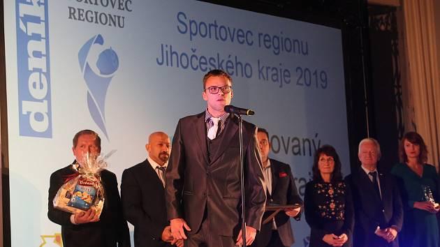 Martin Dvořák prožil skvělou sezonu, v roce 2020 by rád na paralympijské hry do Tokia.