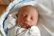 Lenka Holemá se narodila 28. 1. 2019. Maminka Jaroslava Holemá ji porodila v 11.46 h., vážila 3,40 kg. Doma v krajském městě na ni čekal 3,5letý brácha Daneček. Foto: Ilona Lonsmínová