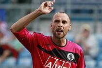 Roman Lengyel byl proti Baníku oporou Dynama.