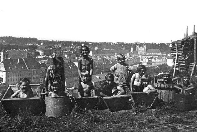 Steyr kolem roku 1928…