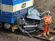 Ve středu odpoledne srazil nedaleko Dobřan vlak muže. Muž byl schovaný za pilířem dálničního mostu a pod vlak přímo skočil. Nehodu nepřežil. Cestující byli po nehodě v tomto úseku přepravováni autobusy