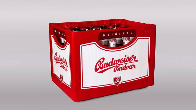 Budějovický Budvar bude přechodně prodávat pivo v přepravkách Pardál.