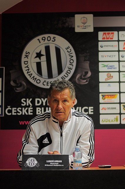 Trenér Luboš Urban byl se zápasem spokojen
