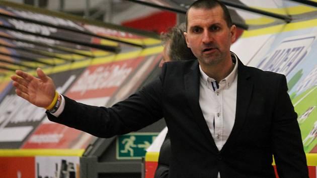 S Lubošem Robem (na snímku) povede juniory v příští sezoně Ladislav Kolda.