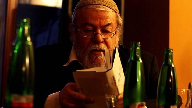 Karol Sidon představil na táborském festivalu Tabook knihu Brány mrazu a jiné prózy.
