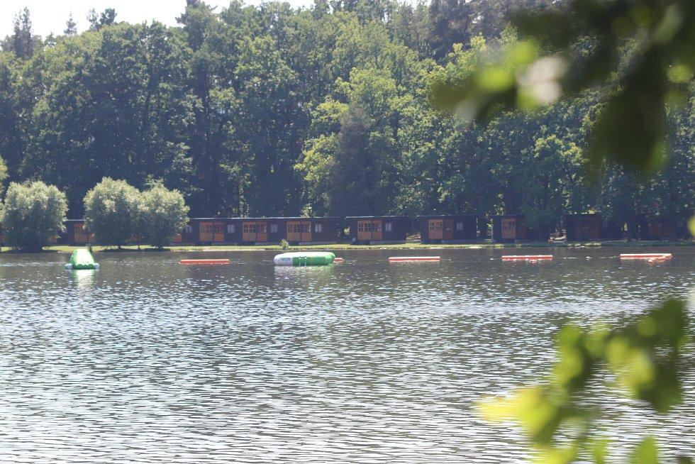 Rybník Bezdrev