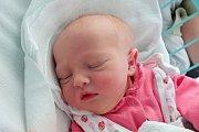 Šarlotu Horňáčkovou přivedla maminka Eliška Pospíšilová na svět 13. 11. 2017 v 10.37 h. Šarlota, která po narození vážila 2,99 kg, vyroste v Českých Budějovicích.