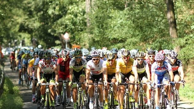 VELKÁ AKCE. Závod Českého poháru v Popelíně bude výjimečný díky silné mezinárodní účasti. Žádný jiný pohárový závod se nemůže pochlubit účastí cyklistů z devíti zemí.