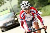 První etapa závodu Okolo jižních Čech - ČEZ Tour