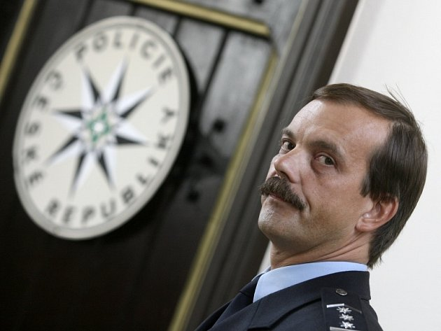 Jihočeský policejní ředitel Radomír Heřman.