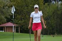 Jihočeška má za sebou výbornou golfovou sezonu. V žebříčku je nejlepší.
