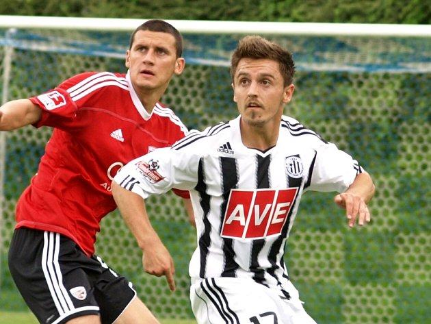 Emir Zeba se proti Ingolstadtu představil v dobrém světle.
