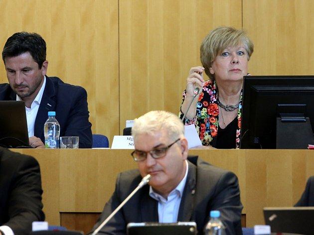 Zasedání Zastupitelstva Jihočeského kraje 11. 5. 2017