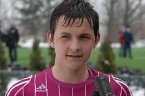 Josef Šimánek podal proti České Lípe spolehlivý výkon.