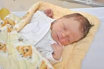 Tobiáš Hodina z Chvalšovic. Tobiášek se narodil 31. 5. 2020 v 0.08 hodin a jeho porodní váha byla 3 370 g. Chlapeček je prvorozený.