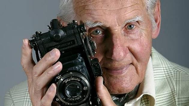 Fotograf Otta Sepp zemřel 10. ledna ve věku nedožitých 99 let