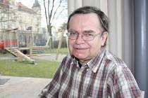 Jednašedesátiletý František Vavruška je původní profesí programátor, počasím se ale zabýval už od mládí.