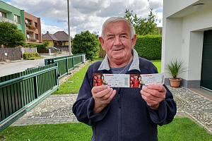 Jiří Reitinger osvědčil tipérské schopnosti a vyrazí na fotbal ČR - Anglie