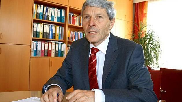 Hejtman Zierl z Freistadtu.
