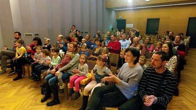 Divadelní představení nacvičili studenti